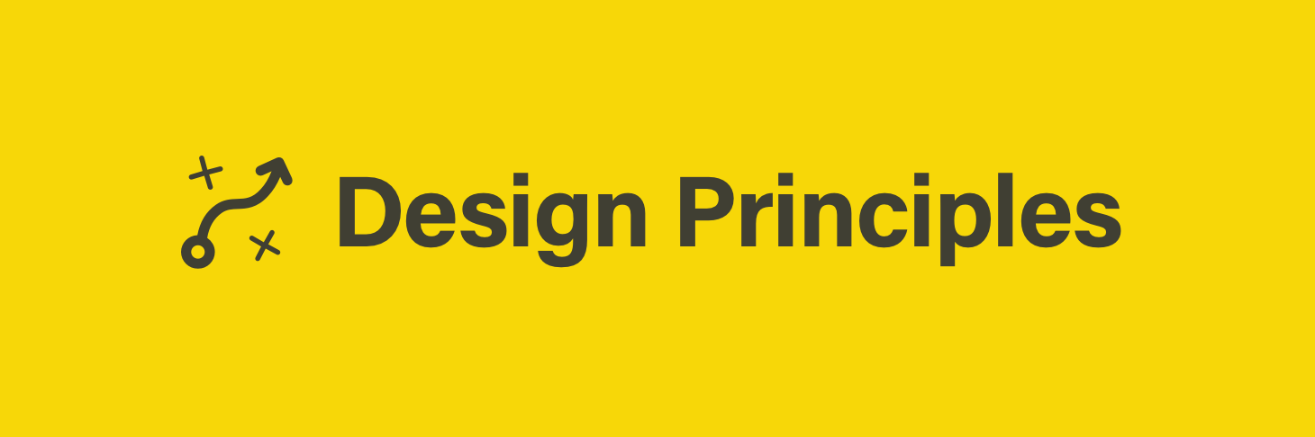 An open-source collection of design principles & methods
