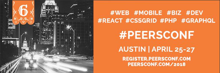 Peers Conference - Austin April 25-27
