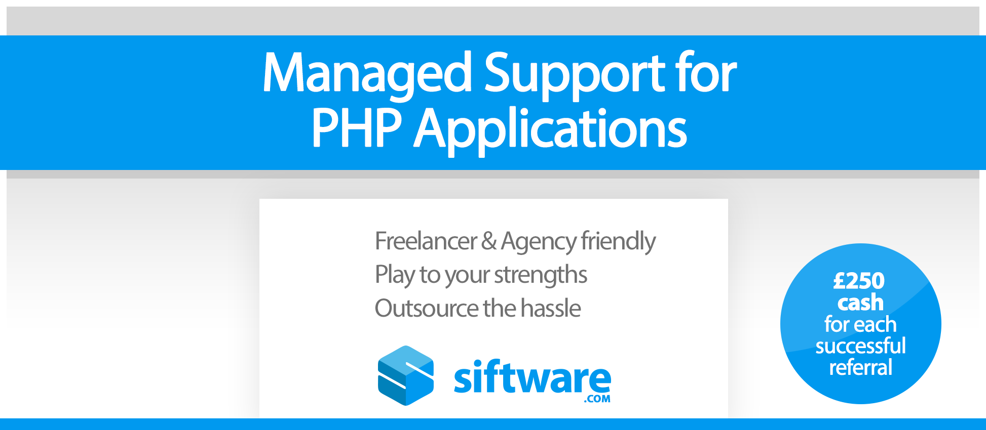 PHP Support for Freelancers and Agencies