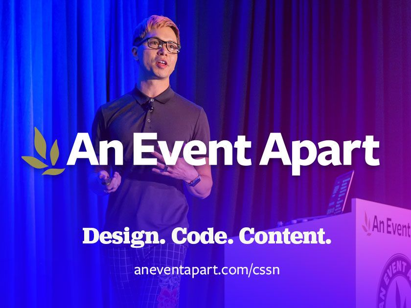 Coming attractions for web designers and developers.