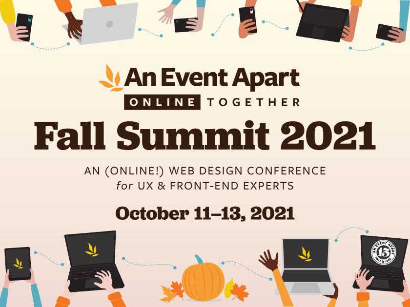 Fall Summit 2021 October 11-13,2021