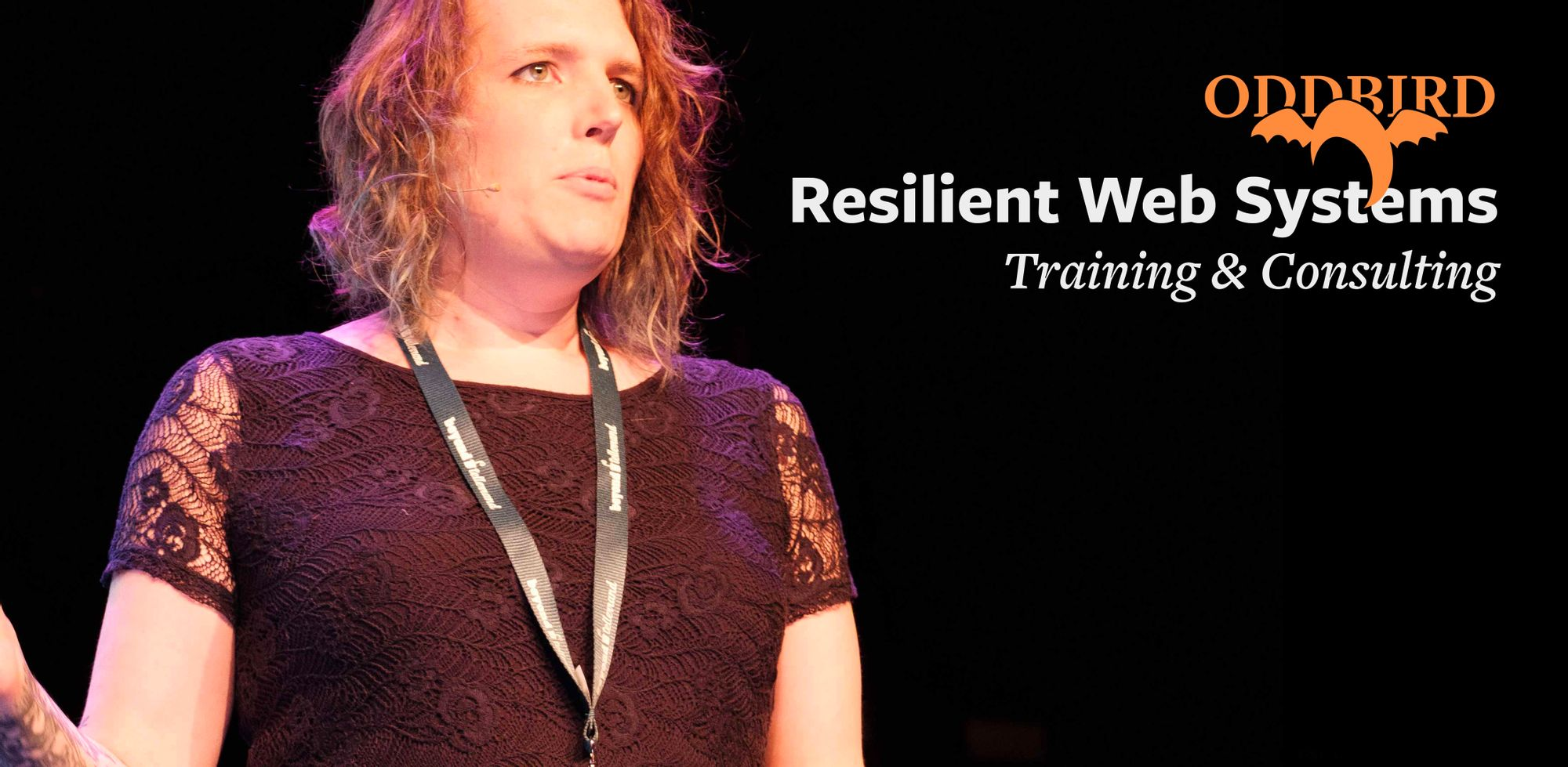 Create resilient web applications with OddBird & Miriam Suzanne