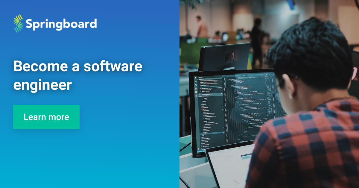 Online software engineering bootcamp with job guarantee