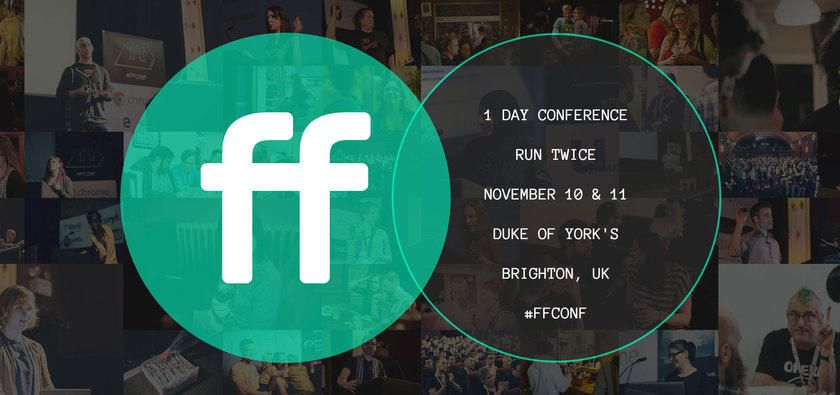 ffconf: an amazing frontend conference plus my one day layout workshop this November in the UK.